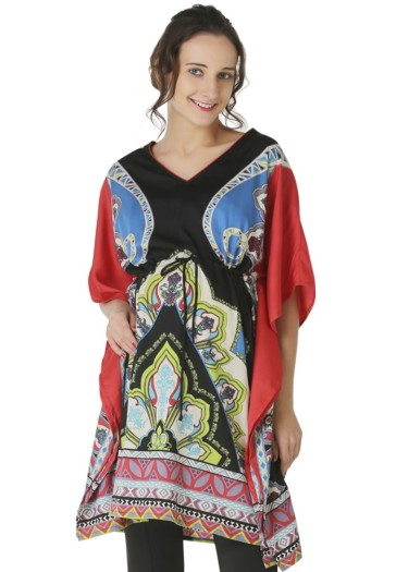 red-printed-maternity_kaftan